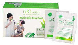 Muối rửa mũi Dr.Green chiết xuất nha đam