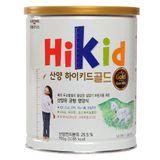 Sữa dê Hikid Gold - Hỗ Trợ Tăng Chiều Cao Cho Bé 1-9 Tuổi
