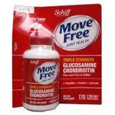 Cách phân biệt thuốc bổ khớp Schiff Move Free thật, giả?
