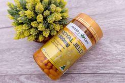Review sữa ong chúa Healthy Care có tốt không?