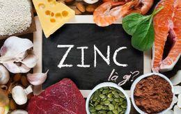 Kẽm Zinc là gì? Tác dụng và cách bổ sung an toàn cho sức khỏe