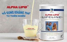 Uống sữa non Alpha Lipid có tác dụng gì? Bao lâu thì có hiệu quả?