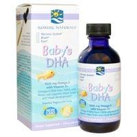 Baby's DHA hỗ trợ bổ sung  Omega 3, Vitamin D3 cho bé từ sơ sinh