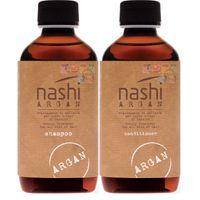 Combo dầu gội Nashi + dầu xả Nashi 300ml của Ý