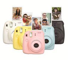 Máy Chụp Ảnh Lấy Liền Fujifilm Instax Mini 8s