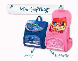 Cặp sách Herlitz mini cho học sinh mẫu giáo và tiểu học