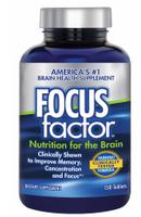 Viên uống Focus Factor Nutrition for the Brain của Mỹ