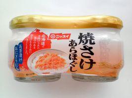 Ruốc Cá Hồi Nissui Nhật Bản 100g