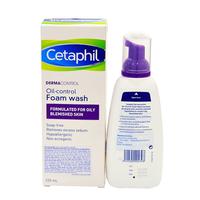 Sữa Rửa Mặt Cetaphil Tạo Bọt Sẵn Giúp Kiềm Dầu Cho Da Dầu Mụn