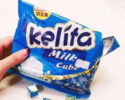 Kẹo sữa dạng viên Milk Cube 100 viên