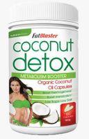 Viên Uống Giảm Cân Naturopathica Fatblaster Coconut Detox 100 Viên
