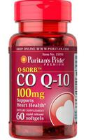 Viên uống Puritan's Pride coq10 100mg của Mỹ