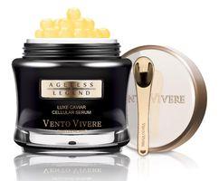 Vento Vivere Luxe Caviar - Serum Dưỡng Da Trứng Cá Tầm