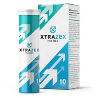 Xtrazex - Viên sủi cho nam giới của Nga mua 2 tặng 1