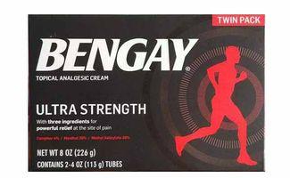 Kem Xoa Bóp Bengay Ultra Strength Chính Hãng Của Mỹ