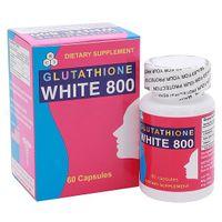 Viên uống hỗ trợ trắng da Glutathione White 800