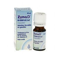Vitamin ZymaD 10000Ui cho bé 10ml