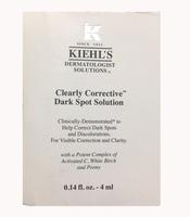 Tinh chất Kiehl's Clearly Corrective Dark Spot Solution