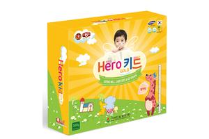 Hero Kid Gold - Hỗ Trợ Cải Thiện Biếng Ăn, Tăng Chiều Cao Cho Trẻ