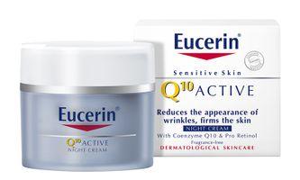 Kem Dưỡng Ẩm Eucerin Q10 Active Night Cream