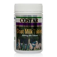 Goat Milk Tablet 620mg Costar Hộp 300 Viiên