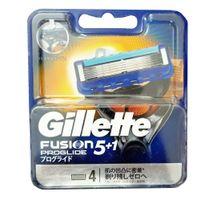 Lưỡi Dao Cạo Râu Gillette Fusion Proglide (hộp 4 Chiếc)