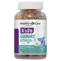 Kẹo Gummy Healthy Care Omega3 250 Viên