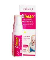 Dimao - Vitamin D3 Dạng Xịt Hỗ Trợ Tăng Chiều Cao Cho Bé