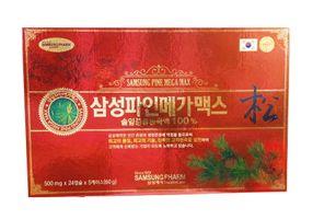 Tinh Dầu Thông Đỏ Hàn Quốc Samsung Pine Mega Max