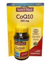 Viên Uống Hỗ Trợ Tim Mạch CoQ10 Nature Made 200 Mg Của Mỹ