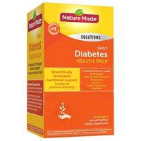 Viên uống Diabetes health pack Nature Made chính hãng của Mỹ