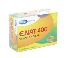 Vitamin E Enat 400