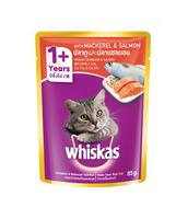 Pate Cho Mèo lớn Whiskas Từ 1 Tuổi