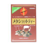 Trà hỗ trợ giảm mỡ bụng Meta Shot Tea Orihiro Nhật Bản
