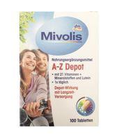 Vitamin Tổng Hợp Của Đức Das Gesunde Plus A-Z Dưới 50 Tuổi