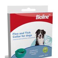 Vòng cổ Bioline giúp ngăn ngừa rận, ve, bọ chét ở chó, mèo