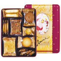 Bánh quy Cookie House Anna Nhật Bản 200g hộp thiếc cao cấp