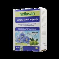 Viên Uống Heilusan Omega-3-6-9 Kapseln Của Đức