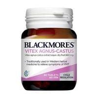 Viên Uống Nội Tiết Tố Nữ Blackmores Agnus Castus