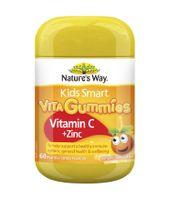 Vita gummies hỗ trợ bổ sung vitamin C và kẽm cho bé