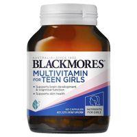 Vitamin Tổng Hợp Blackmores Multivitamin For Teen Girls