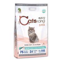 Thức ăn hạt Catsrang cho mèo mọi lứa tuổi