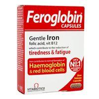 Sắt Feroglobin B12 dạng viên hỗ trợ duy trì sức khỏe
