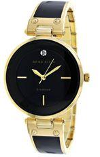 Đồng hồ Anne Klein AK/1414BKGB cho nữ