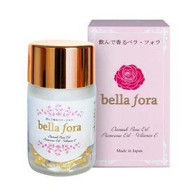 Viên uống tinh chất hoa hồng Bella Fora tạo hương toàn thân