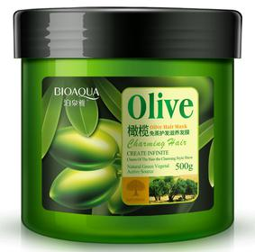 Ủ Tóc Olive Bioaqua Hàng Nội Địa Trung siêu mềm mượt