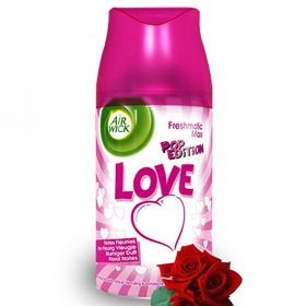 Bình xịt tinh dầu Air Wick 250ml QT00252 hương hoa hồng