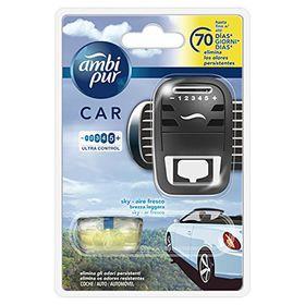 Bộ tinh dầu thơm ô tô Ambi Pur 7ml QT016893 hương gió biển