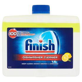 Nước tẩy rửa máy rửa chén Finish 250ml QT006774 hương chanh
