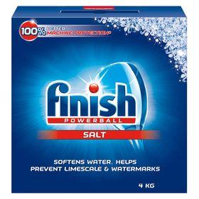 Muối rửa chén Finish Dishwasher Salt 4kg QT017389